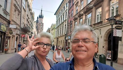 Jolanta Sokołowska i Waldemar Warzecha