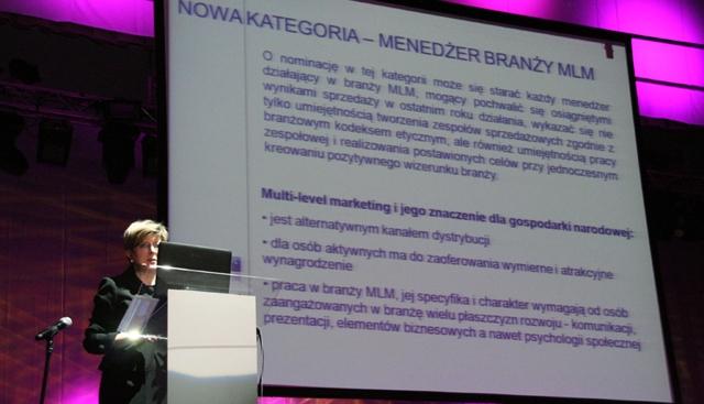 Elżbieta Pełka, prezes PNSA