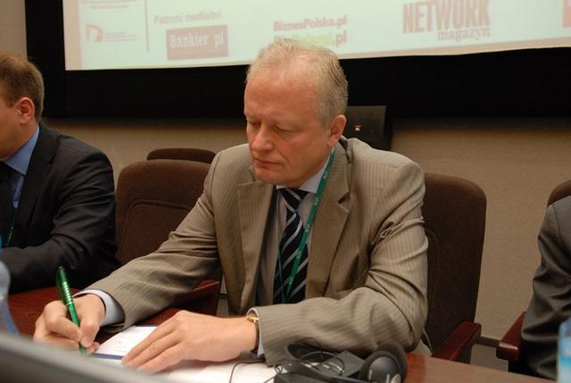 W jednym z paneli udział wziął m.in. były minister gospodarki Jacek Piechota