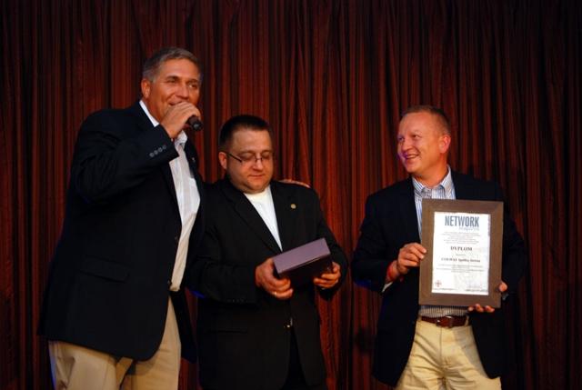 Certyfikat Kompetencji i Rzetelności dla Colway