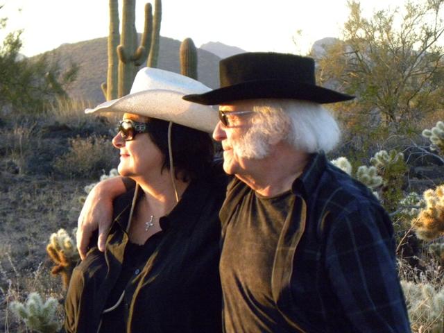 Na pustyni ukochanej Arizony