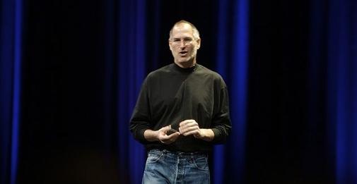 Steve Jobs, źródło: www.flickr.com