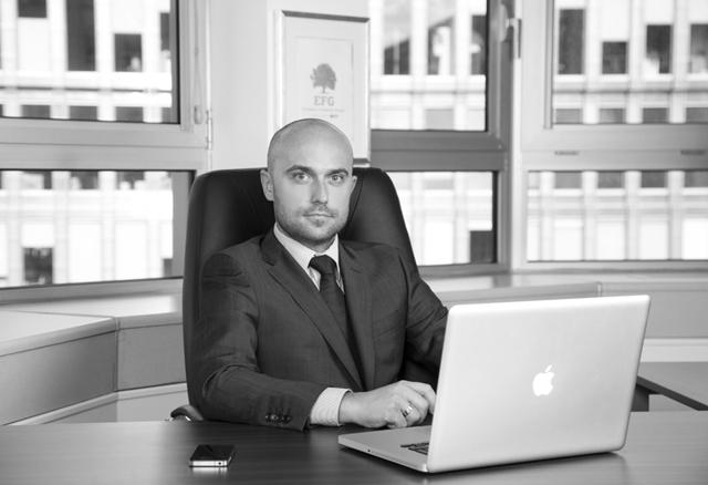 Marcin Kuźniar, prezes European Financial Group