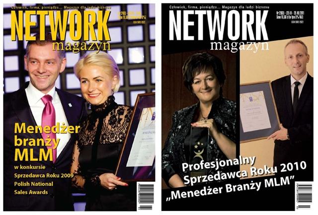 Zwycięzcy poprzednich edycji PNSA w kategorii