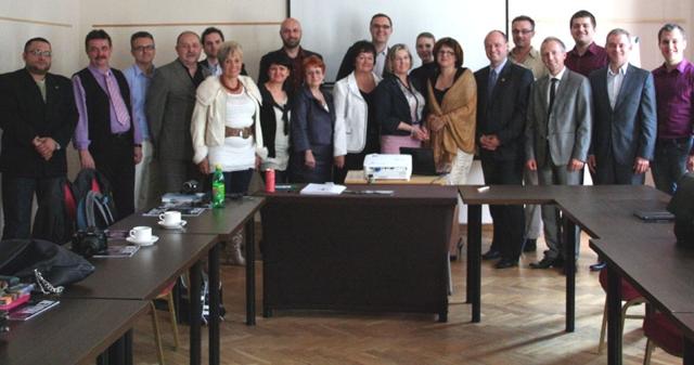 Klub TOP Liderów MLM, spotkanie w Warszawie