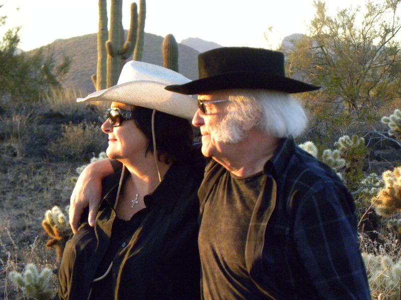 Bogumiła i Jan Srokowie, Arizona (USA)