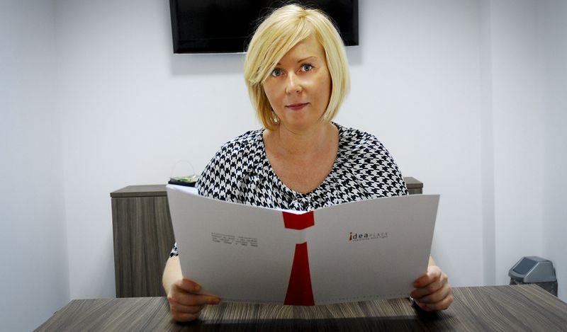 Ewa Rogoż, managing director w Idea Place