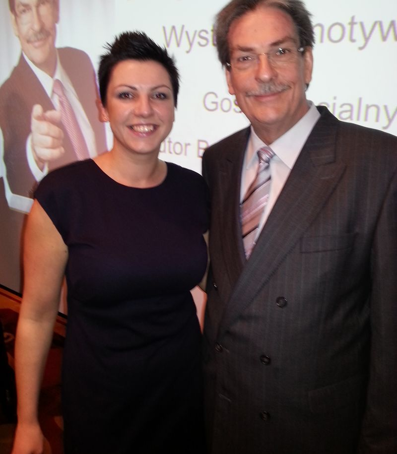 Maria Baranowska & Michael Strachowitz