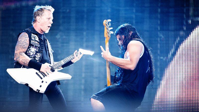 Metallica, źródło: flickr.com
