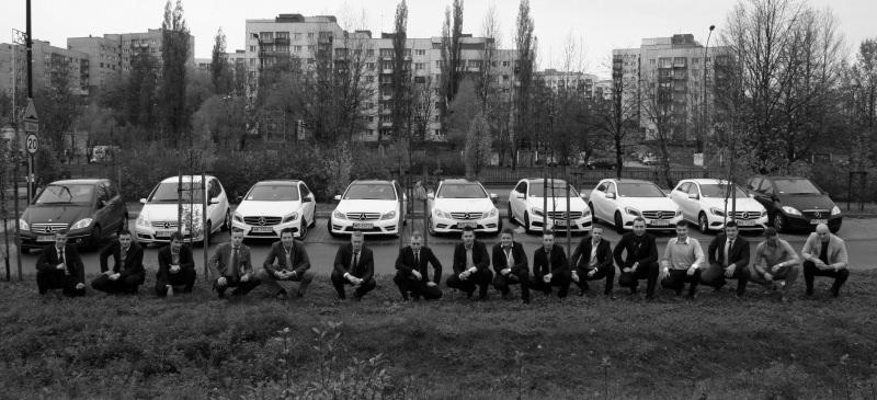Grupa Lider Team z FM GROUP