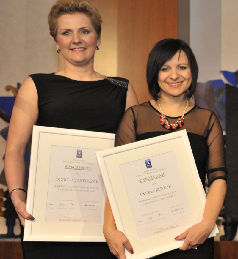 Dorota Pastuszak i Iwona Ruszak