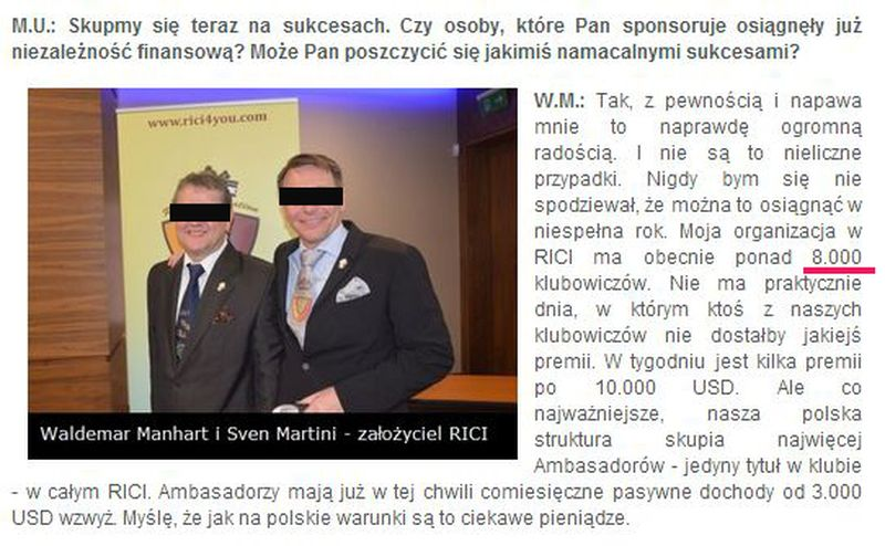 źródło: Rankingmlm.pl