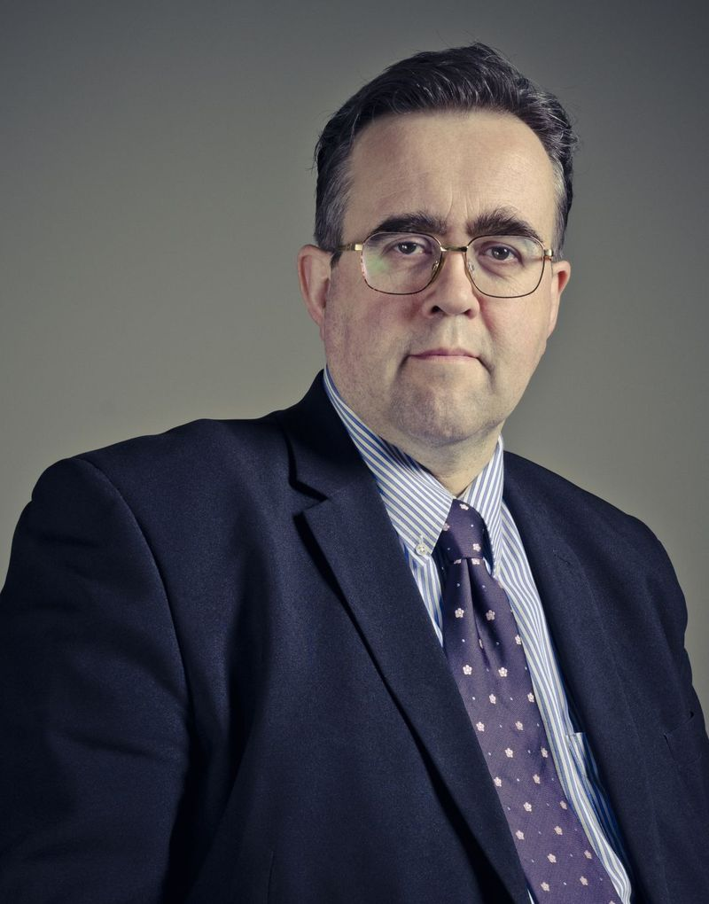 David J. James