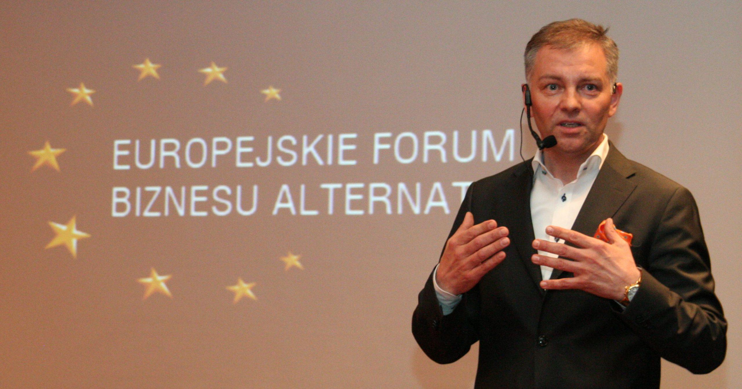Paweł Borecki (EFBA 2014)