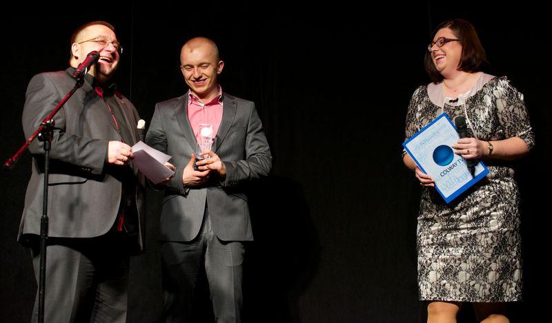 Maciej Maciejewski, Dariusz Holeniewski, dr Alina Vogelgesang