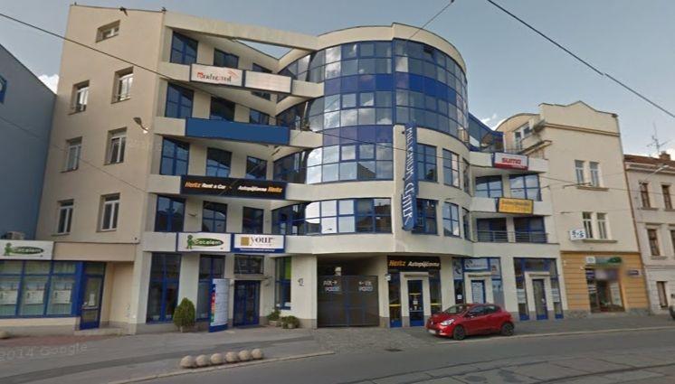 Milenium Center Brno – siedziba firmy OKG