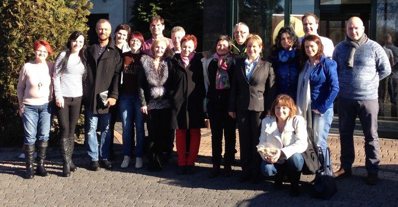 Uczestnicy Weekendu Menadżerów OKG: Papuga Park Hotel Wellness&Spa Bielsko-Biała