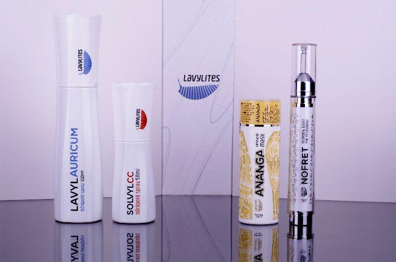 Niektóre z produktów LavyLites
