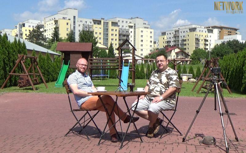 Waldemar Ruszel & Maciej Maciejewski
