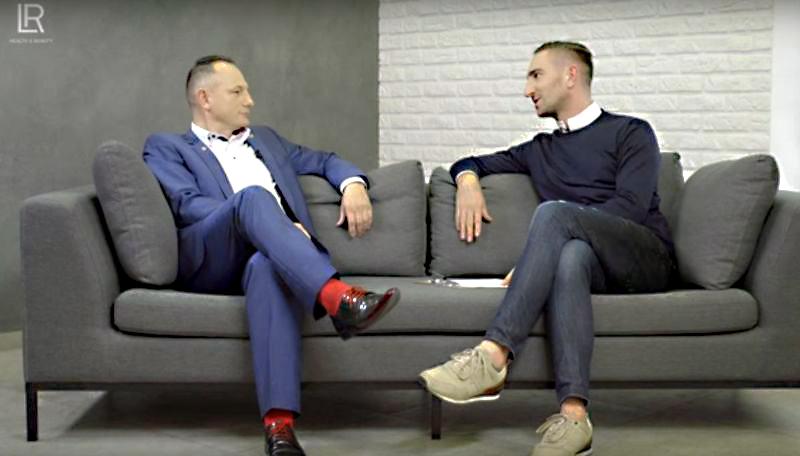Mariusz Wolny & Łukasz Jakóbiak