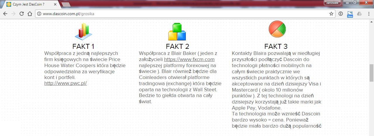 źródło: Dascoin.com.pl