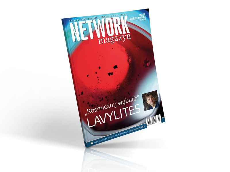 Artykuł pochodzi z najnowszego, 38 numeru Network Magazynu