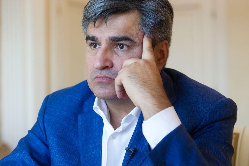 Aleksy Nechayev, właściciel Faberlic
