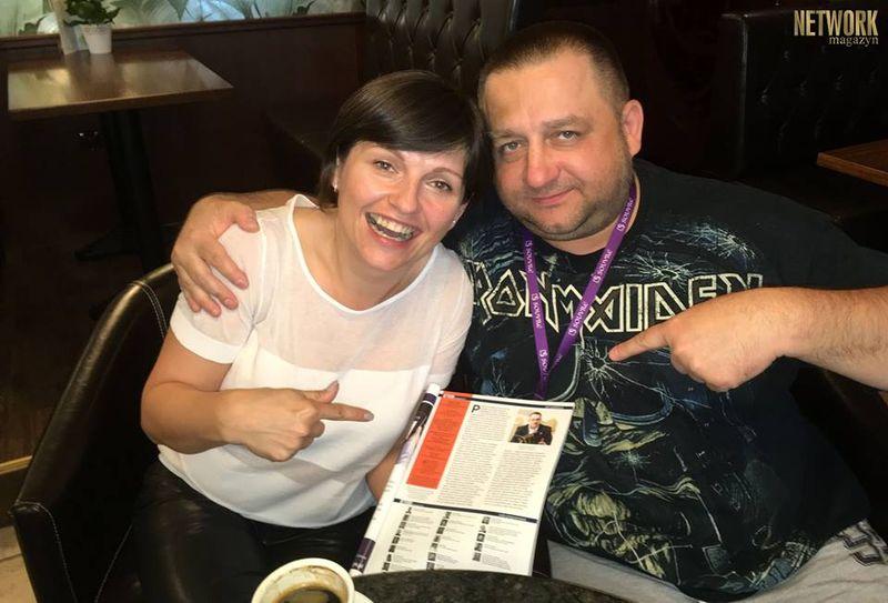 Svietlana Piskunova & Maciej Maciejewski