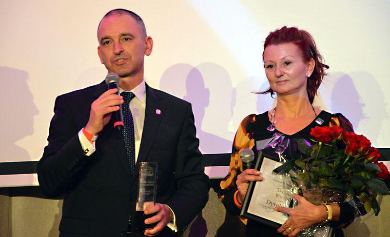 Barbara i Marek Wierbiłowiczowie
