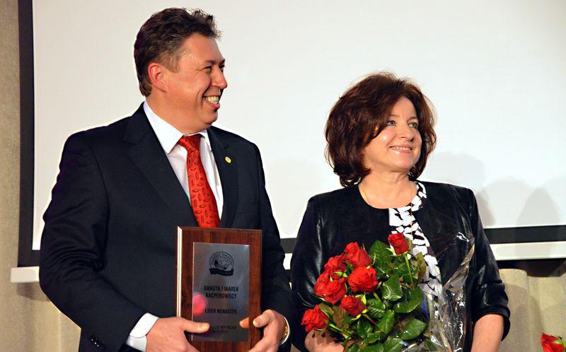 Danuta i Marek Kacperowscy