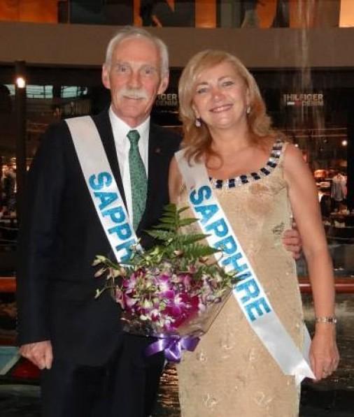 Wiesław i Maria Grotyńscy