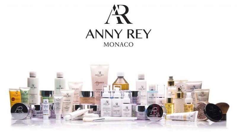 Kosmetyki Anny Rey Monaco