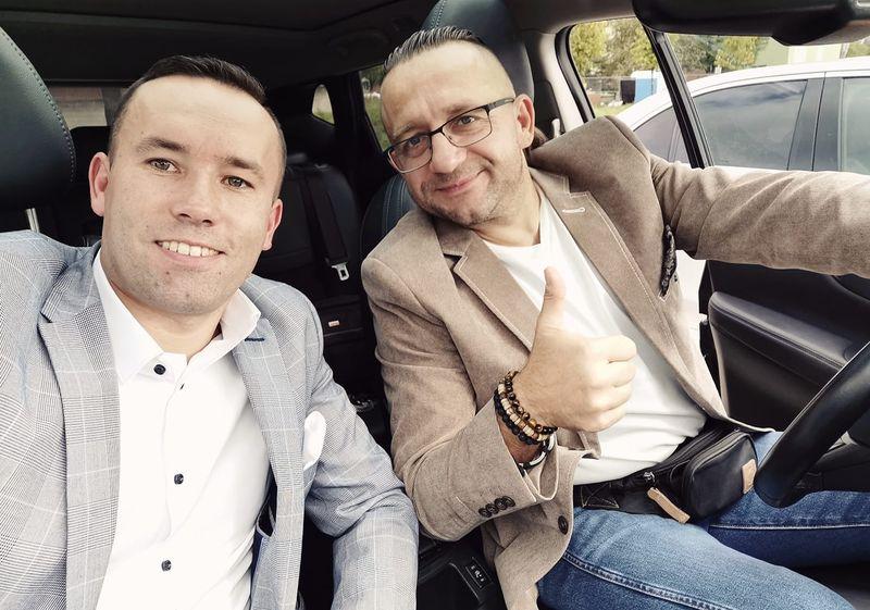 Tomasz Mazur & Maciej Maciejewski