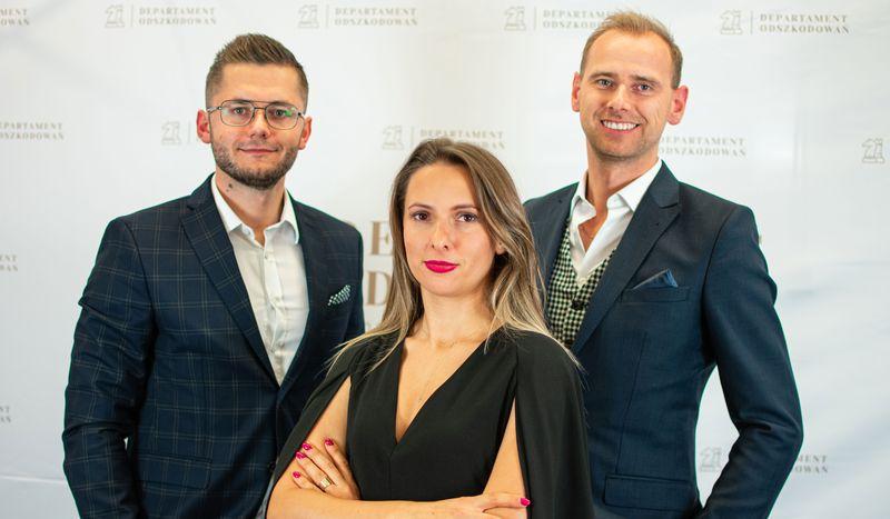 Piotr Robacki, Iwona Drzystek & Artur Drzystek