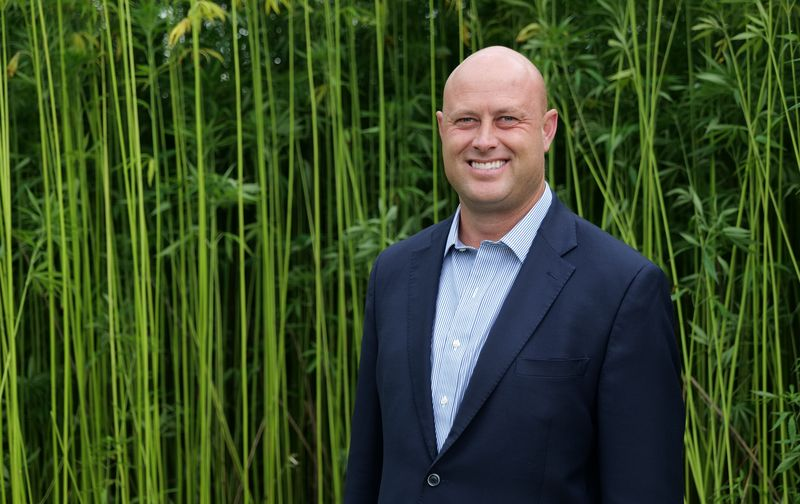 Blake Schroeder, dyrektor generalny w Kannaway